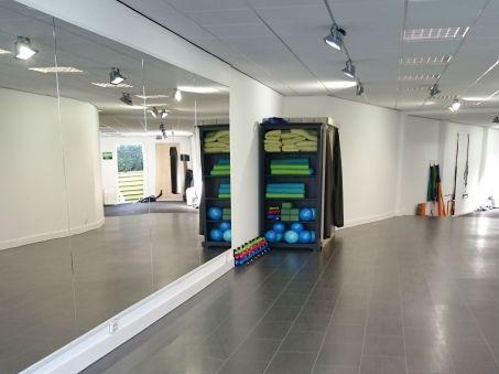 Zaal 1: Pilates- en FUNdamentals