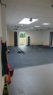 Zaal 2: Small Group-training en Personal training